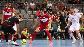Highlights:  Stuttgarter Futsal Club vs. HOT 05 Futsal
