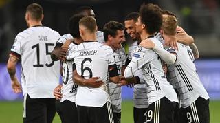 Deutschland gewinnt 6:0 gegen Armenien