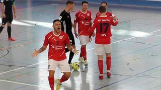 Highlights:  HOT 05 Futsal vs. 1894 Berlin