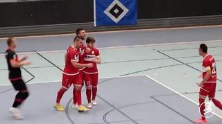 Highlights: HSV-Panthers  vs. Stuttgarter Futsal Club
