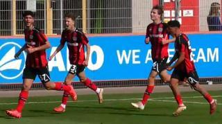 4. Spieltag A-Junioren-Bundesliga: Alle Spiele, alle Tore