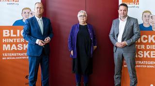 DFB und Zartbitter e.V. aktiv gegen sexualisierte Gewalt im Fußball