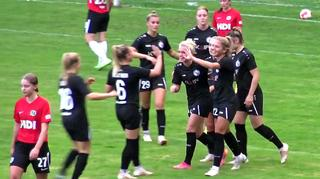 DFB-Pokal Frauen: Highlights der 2. Runde