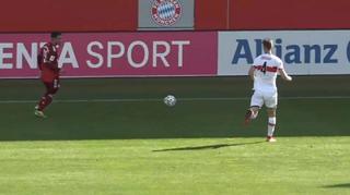 A-Junioren-Bundesliga: FC Bayern München vs. VfB Stuttgart