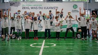 DFB-Fußball-Abzeichen meets gesunde Ernährung