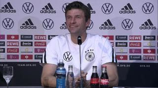 DFB Pressekonferenzen in Hamburg