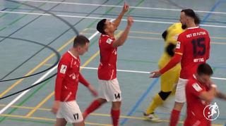 Highlights:  HOT 05 Futsal vs.  HSV-Panthers
