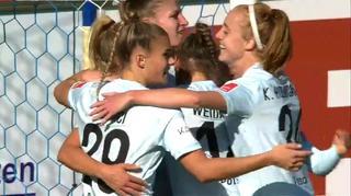 Highlights: 1. FFC Turbine Potsdam vs. SV Werder Bremen