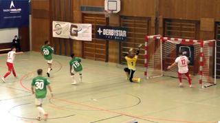Highlights: 1. FC Penzberg vs.  TSV Weilimdorf (Futsal)