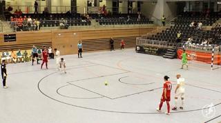 Highlights: Fortuna Düsseldorf (Futsal) vs. TSG 1846 Mainz (Futsal)