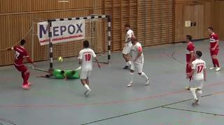 Highlights: Stuttgarter Futsal Club vs. Wakka Eagles (Futsal)
