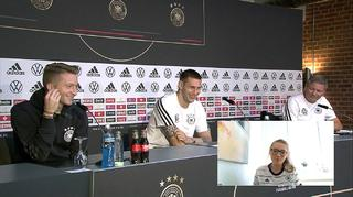 Fan-PK mit Marco Reus und Niklas Süle