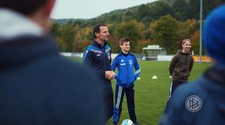 Admir Viden: Fußball ist der Mittelpunkt um den sich alles dreht.