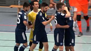 Highlights: Wakka Eagles (Futsal) vs. HSV-Panthers