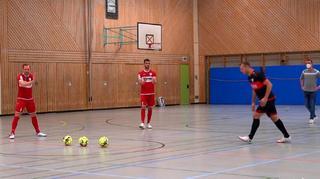 Futsal Challenge vor dem Topspiel: TSV Weilimdorf vs. Futsal Club Stuttgart