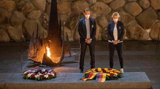 Besuch in der Gedenkstätte Yad Vashem