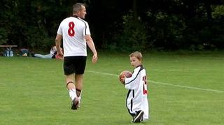 Fußball ist keine Frage des Alters