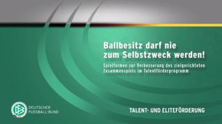 Ballbesitzspiele im Talentförderprogramm