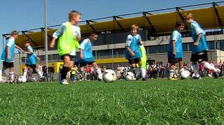 Qualifizierungstag Kinderfußball in Aachen