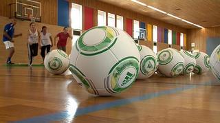 Doppelpass 2020: Fußball in der Grundschule