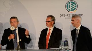 20 Jahre DFB-Reisebüro