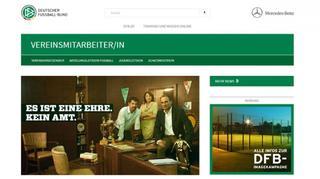 DFB Online-Vereinsberatung - Jeder Klick ein Treffer