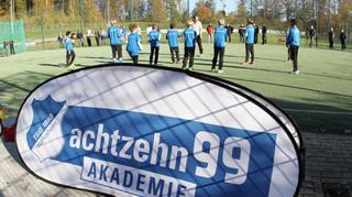 Workshop Kinderfußball der TSG 1899 Hoffenheim