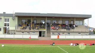Unser Vereinsheim: TSV Ebensfeld