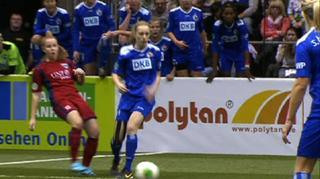 Highlights: Frauen Hallenpokal in Magdeburg
