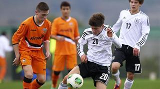 U 16-Junioren vs. Juniorenauswahl des FC Valencia
