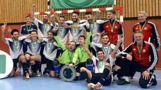 Auf dem Weg zum Futsal-Landesauswahlsieger
