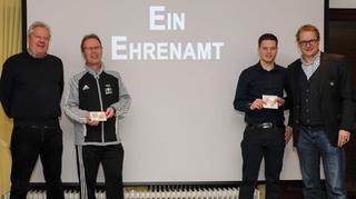 Hamburger FV: Schiedsrichter ein Ehrenamt