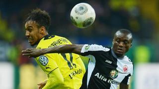 DFB Cup Men: Eintracht Frankfurt vs. Borussia Dortmund