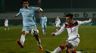 U 18-Junioren: Highlights  Länderspiel gegen Frankreich