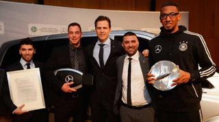 Gala des DFB-Integrationspreis in Stuttgart