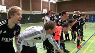 DFB-Futsal-Cup:  UFC Münster vs. TSB Flensburg