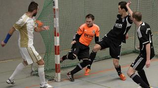 DFB-Futsal-Cup: UFC Münster vs. N.A.F.I. Stuttgart