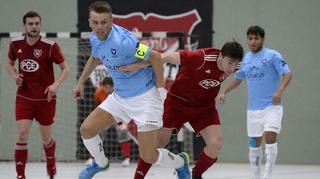 DFB-Futsal-Cup: Holzpfosten Schwertevs. FC Viktoria 89 Berlin