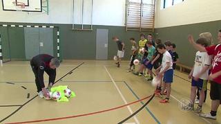 "Verleihung der ""Sepp-Herberger-Urkunden: Behindertenfußball"