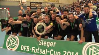 DFB-Futsal-Cup 2014: Highlights des Final-Spiels
