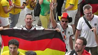 Impressionen vom WM-Halbfinale Brasilien vs. Deutschland