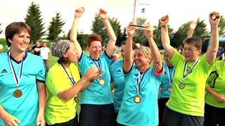 Impressionen vom BFV-Ü30-Cup der Frauen