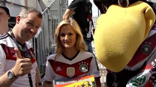 Prominentes Mitglied: Helene Fischer