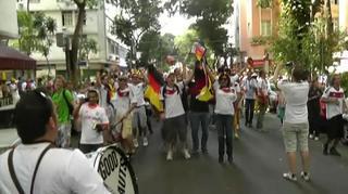 Impressionen vom WM-Finale: Deutschland vs. Argentinien