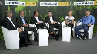 MEDIATHEKE – DER ONLINETALK AUF FUSSBALL.DE
