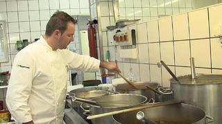 Rainer Schorer der Kochprofi