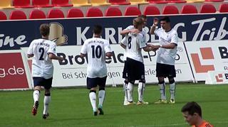 DFB-Junioren-Vereinspokal: Die Torshow 1. Runde