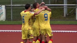 Regionalliga Südwest: Torshow vom 2. Spieltag