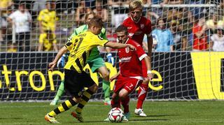 3. Liga: Torshow vom 4. Spieltag