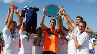 Vorfreude auf den DFB-Beachsoccer-Cup 2014